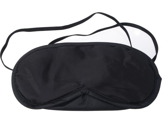 Basic Nature Sleeping Eye Patches, black